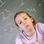 Warum Mädchen niemals denken sollten, sie wären für Mathematik unbegabt.