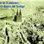 Kölner U-Bahn Bau: Wenn alle Opfer sind, kann's keiner gewesen sein.