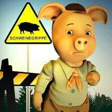 Schweinegrippe ansteckung influenza grippe foto: pircker fotolia.com