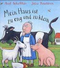 Eine Kinderbuch mit einer Weisheit für alle