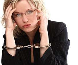 frau hochstaplerin xs Business Consept istock Hinweis für kompetente Frauen: Nein, Sie sind keine Hochstaplerin!
