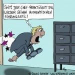 Cartoon von Roger Schmidt www.karikatur-cartoon.de