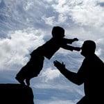 Was für ein Typ Vater war Ihr Vater? Und was für einer sind Sie?