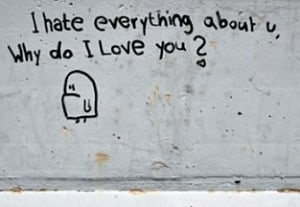 low self-esteem, love addict, marqs-photocase.com