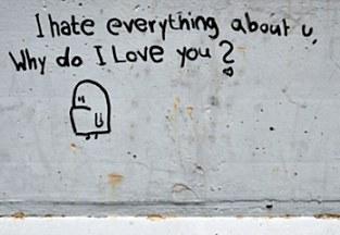 warum verliebe ich mich immer in den falschen test