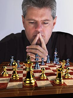 Schachspieler_ xs_Phoenixpix - Fotolia