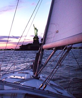 segeln_new york