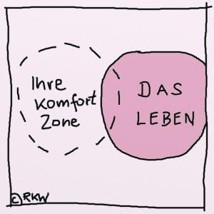 Komfortzone psychologie