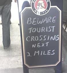 beware_tourists_münchen_privat