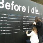 Bevor ich sterbe, möchte ich …