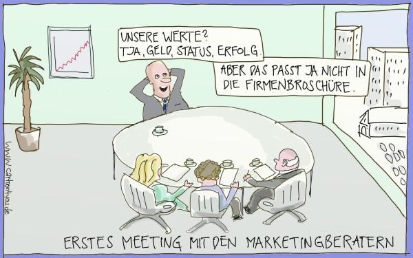 Werteorientierung im Meeting rkwichmann